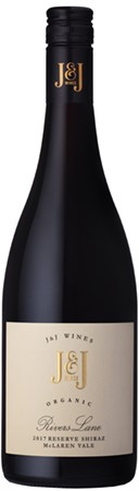 2017 Rivers Lane Reserve Organic Shiraz