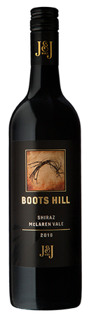 2017 Boots Hill Shiraz